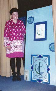 Edith crée le logo de Bernes Sur Oise