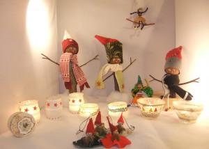Nouveautés marché de Noël 2014
