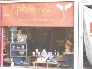 Boutique éphémère de Saint Jean En Royans